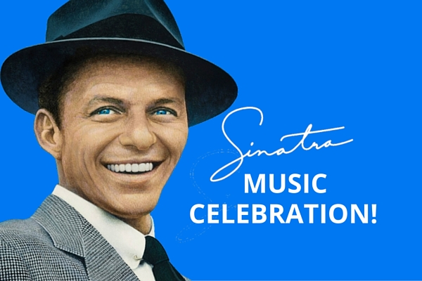 FRANK SINATRA Birthday Bash Italian Lights Festival Nashville