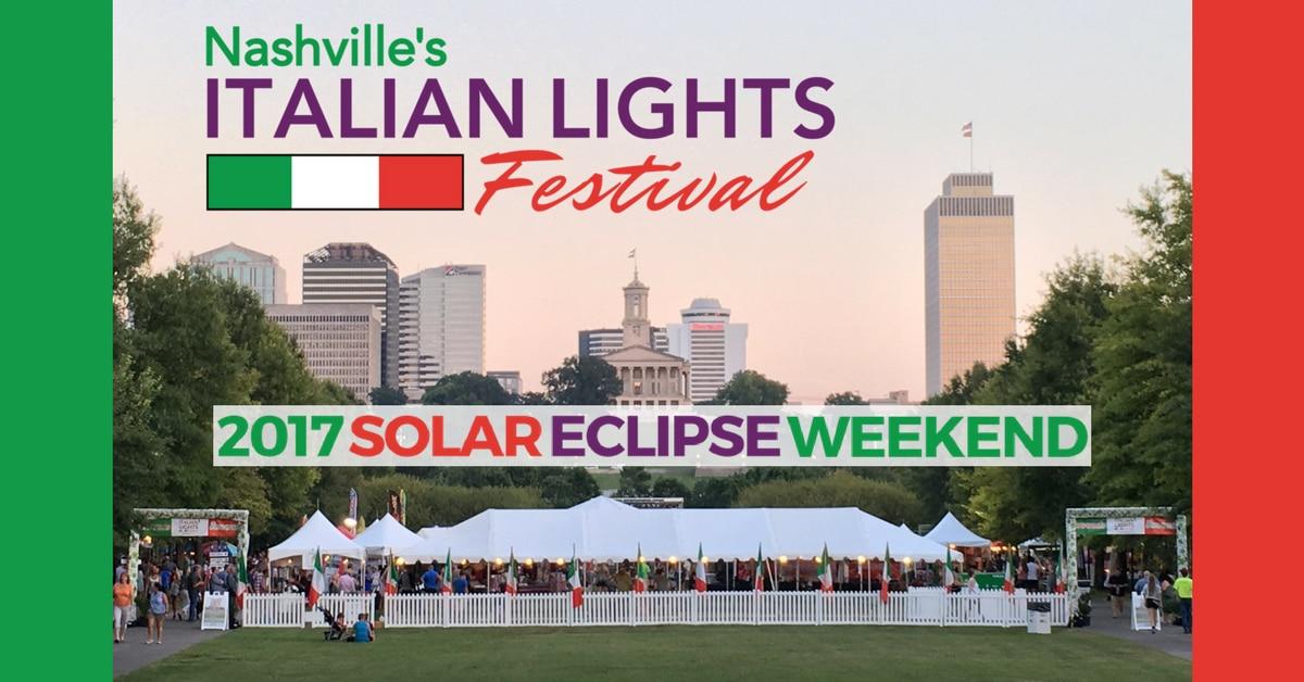 Solar Eclipse Weekend Nashville 2017