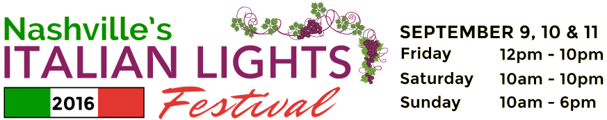 Italian Lights Festival 2016 – Nashville, TN